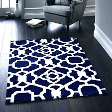 navy blue and white area rugs striped rug lamoure nova chevron