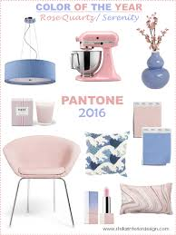 Small Picture Pantone Color of the Year 2016 Color Trends for home Rose Quartz