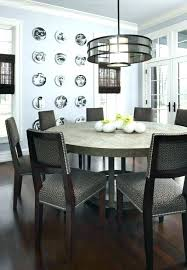 what size round table seats 8 dining tables seats 8 what size round table seats 8