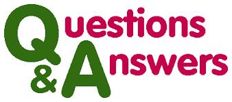 Q & A ile ilgili görsel sonucu