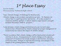 essay on climate change madrat co essay on climate change