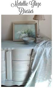 best metallic paint furniture images on pinterest  furniture