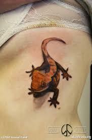 татуировка ящерица значение эскизы фото и видео Infotattoo