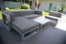 Idea Cheap Modern Outdoor Furniture And Grey Rectangle Modern Wooden