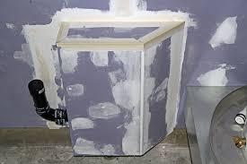 paper faced metal corner bead multiple intersecting corners drywall plaster diy room home improvement forum