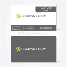 Business Card 086 Business Cards Adobe Illustrator Card Design Gallery