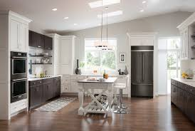 kitchen design small island and stainless steel appliance white cabinets with appliances ideas trends are going