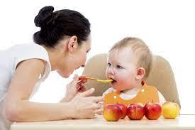 Bé 6 tháng tuổi ăn dặm mấy bữa 1 ngày là đủ? - Máy đưa võng tự động TS