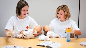 Pictures Of Babysitting Becoming A Better Babysitter American Red Cross Offers Classes For