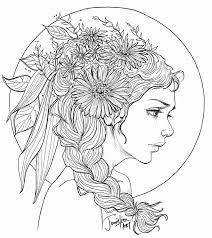 Disegni Stilizzati Donne Immagini Di Disegni Matita Da Colorare