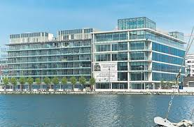 office dublin. space netted facebook has taken 1100 sqm of floor for its offices at hanover office dublin
