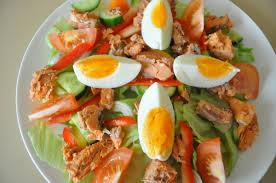Tuna and Egg Salad Recipe - Australian ...