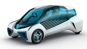 Toyota FCV Plus Concept Comes From A Future Hydrogen-Based Society ...