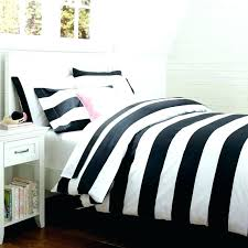 navy blue and white striped bedding quilt rugby stripe duvet cover