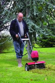 Awesome Scarifier Son Jardin Après La Sécheresse