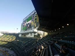 Sunshine Music Festival Seating Chart Green Bay Packers Seating Guide Lambeau Field