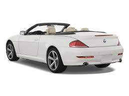 Coupe Series bmw 645 convertible : 2009 BMW 6-Series Reviews and Rating | Motor Trend