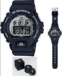 Обзор лимитированной серии <b>Casio</b> G-Shock Supra <b>GD</b>-<b>X6900SP</b>.