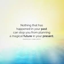 letting go to the past quote