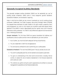audit on compay company audit advance auditing 2013 2014 23