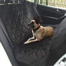 topist dog car seat cover hammock