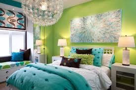 Lime Green And Blue Room Ideas