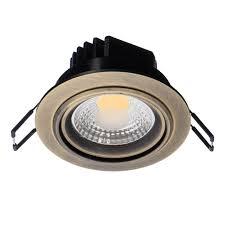 <b>Встраиваемый светодиодный светильник De Markt</b> Круз ...