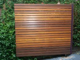 horizontal wood slat fence. Contemporary Horizontal Horizontal Slat Fences On Wood Fence