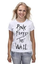<b>Футболка классическая Printio Pink</b> Floyd, The Wall #730055