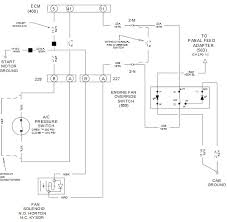 international 9900 ac wiring diagram wiring diagrams and schematics international 4300 radio wiring diagram photo al wire how to replace a er fan motor in under 30 minutes
