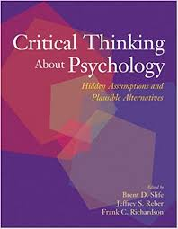 What is Critical Thinking    Definition  Skills   Meaning   Video     YouTube Critical Thinking in Psychology  Separating Sense from Nonsense by John  Ruscio