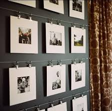 creative wall hanging photo frames handmade
