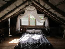 Attic Bedroom Bedroom Fascinating Rustic Style Attic Bedroom Ideas And Grey