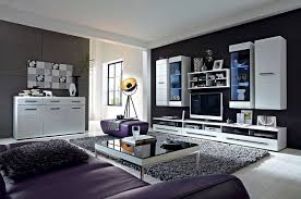 Living Room Furniture White Gloss High Gloss White Wall Cabinet 1 Door 2 Shelves Living Room
