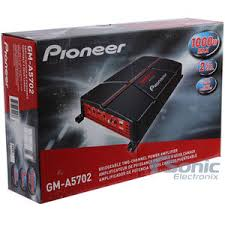 pioneer 760w gm 5400t. product name: pioneer gm-a5702 760w gm 5400t
