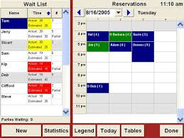 Table And Guest Management Free Restaurant Pos Software