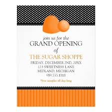 Free Grand Opening Flyer Template Candy Shop Grand Opening Announcement Flyers Grand Opening Flyer
