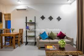 1 Bedroom Apartment For Rent With Swimming Pool In Siem Reap Angkor