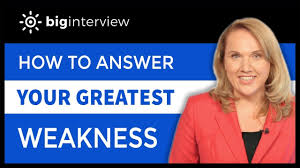 Weaknesses For Interview Examples How To Answer What Is Your Greatest Weakness