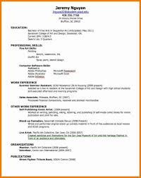 8 How To Make Cv Example Chef Resumed