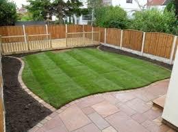 garden design ideas low maintenance