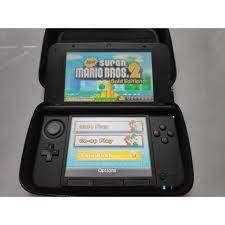 Máy Chơi Game Nintendo 3DS XL Cũ Thẻ 32GB kèm Ốp Và Túi Chống Sốc (Đã Qua  Sử Dụng)