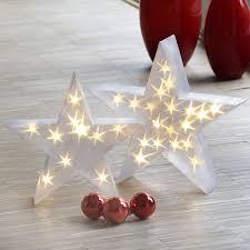 Bonaura Weihnachtsstern Mit Hologramm Optik ø 35cm Innovative Weihnachtsbeleuchtung Innen Stern Led Zur Weihnachtsdeko Mit Kabel Im Geschenk