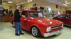 1967 Chevy C-10 Custom Show Truck For Sale! - YouTube