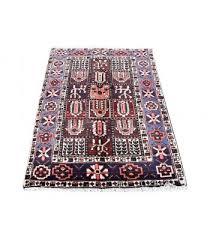 100 x 142 classy multi color persian traditional handmade wool rug