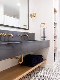 36 Concrete Vanity Ideas Contemporary Design Unique