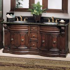 Wood Vanity Bathroom Wood Double Sink Bathroom Vanity Attractive Double Sink Bathroom