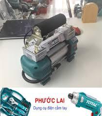 Máy bơm hơi lốp xe ô tô 12V Total TTAC2506