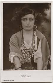 NPG x139718; Pola Negri - Portrait - National Portrait Gallery