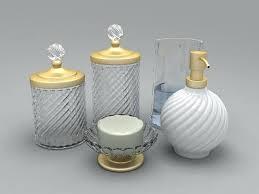 mercury glass bathroom accessories. Amazing Glass Bathroom Accessories For Sets Model 54 Bath Jar . Mercury